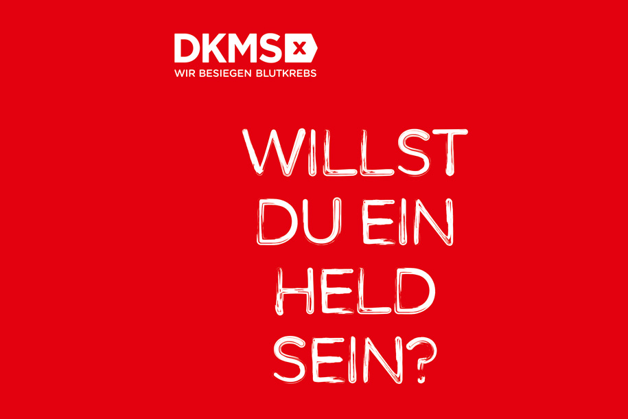 Aktionstag: DKMS am AMG