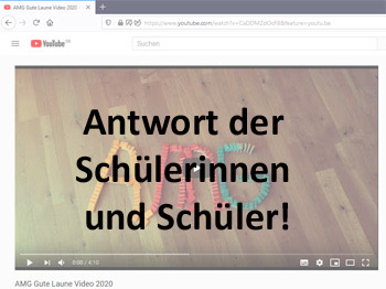 2020 04 03 youtube video Antwort